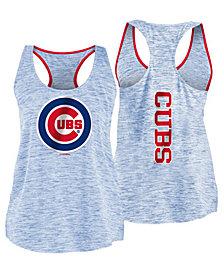 '47 Brand Women's Chicago Cubs Space Dye Tank