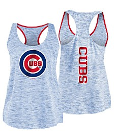 '47 Brand Women's Chicago Cubs Space Dye Tank