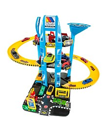 Molto - Parking Playset, 3 Story