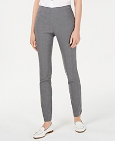 Cambridge Skinny Pull-On Tummy-Control Pants, Regular and Short Lengths, Created for Macy's