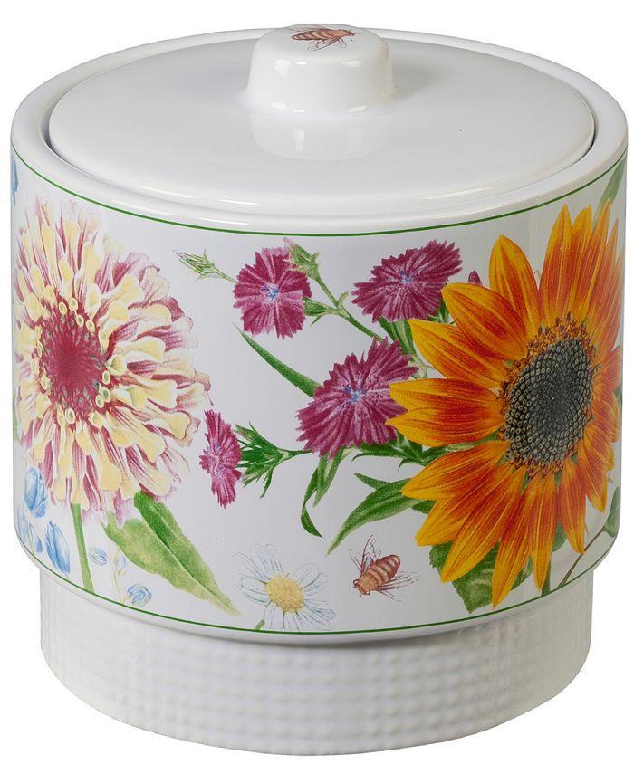 Creative Bath - Perennial Covered Jar