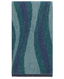 Creative Bath Wavelength Hand Towel