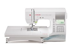 Singer Quantum Stylist Electric Sewing Machine