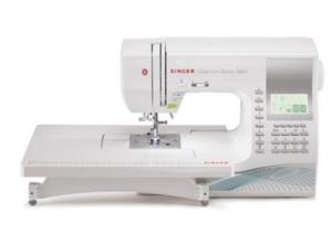 Singer Quantum Stylist Electric Sewing Machine