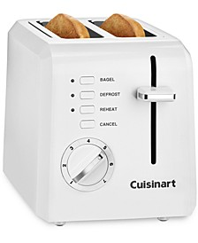 CPT-122  2-Slice Compact Toaster