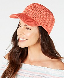 INC Packable Knit Baseball Cap, Created for Macy's