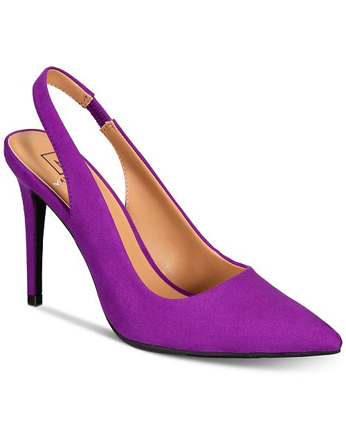 Material Girl Darcie Pumps, Created for Macy's