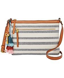 Fossil Fiona Printed Small Crossbody