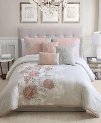 Brissa 7-Pc. Full Comforter Set, Created for Macy's