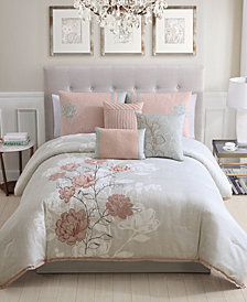 Brissa 7-Pc. Comforter Sets, Created for Macy's