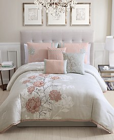 Brissa 7-Pc. Queen Comforter Set, Created for Macy's