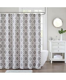 "Decor Studio Kennedy 72"" x 72"" Shower Curtain"