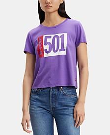 Levi's® Surf Cotton Graphic T-Shirt
