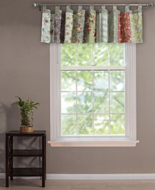 Blooming Prairie Window Valance