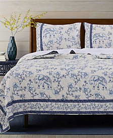 Saffi Quilt Set, 3-Piece King