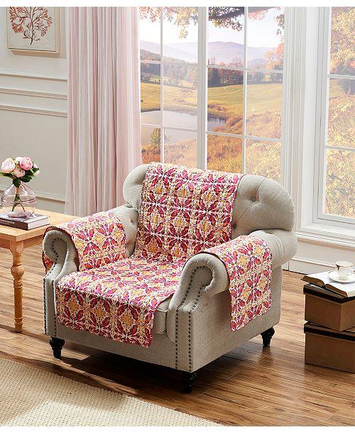 Greenland Home Fashions Joanna'S Garden Furniture Protector Arm Chair