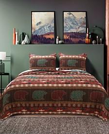 Canyon Creek Quilt Set, 3-Piece King