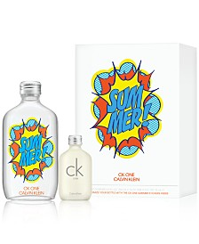 Calvin Klein 2-Pc. CK One Summer! Gift Set, a Value of $80