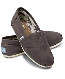 TOMS Women's Alpargata Slip On Flats