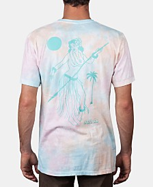 Neff Men's Aloha Graphic T-Shirt