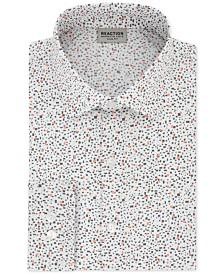 Kenneth Cole Reaction Techni-Cole Flex Men's Slim-Fit Graphic Shirt