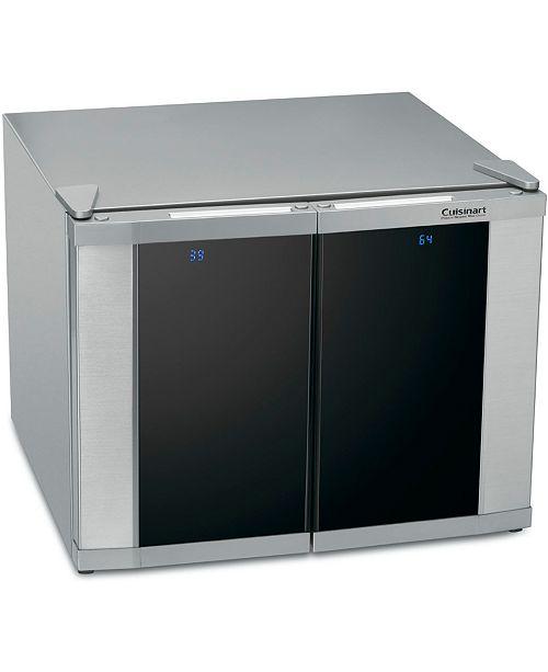 Cuisinart CWC-1200DZ Dual Zone Wine Cellar & Reviews ...