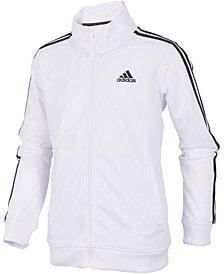 adidas Iconic Tricot Jacket, Big Boys