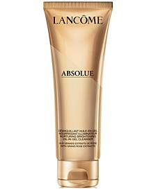 Absolue Nurturing Brightening Oil-In-Gel Cleanser With Grand Rose Extracts