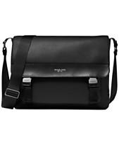 147d09317d Michael Kors Men s Greyson Leather Messenger Bag