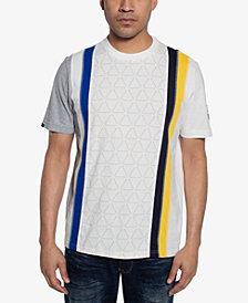 Sean John Men's Colorblocked Pieced T-Shirt