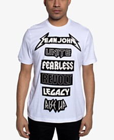 Sean John Men's Empowered Patch T-Shirt