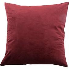 Scarlet Pillow