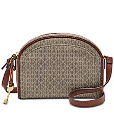 Fossil Chelsea Printed Crossbody