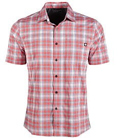 Hi-Tec Men's Lenni Lenape Plaid Shirt