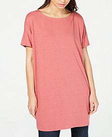 Eileen Fisher Long T-Shirt