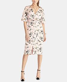 RACHEL Rachel Roy Cait Cinched-Waist Dress, Created for Macy's