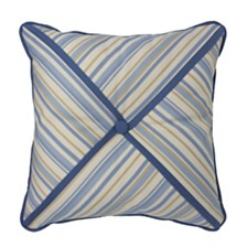 "Croscill Janine 16"" x 16"" Fashion Decorative Pillow"