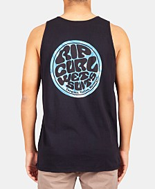 Rip Curl Men's Logo Graphic Tank Top
