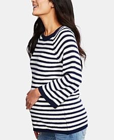 A Pea In The Pod Maternity Crewneck Top