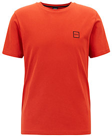 BOSS Men's Logo Graphic Cotton T-Shirt