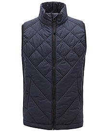 BOSS Men's Lightweight Water-Repellent Vest