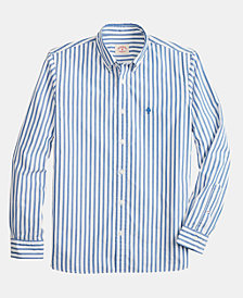 Brooks Brothers Men's Bold Stripe Oxford Shirt