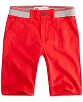 988a36a2 Levi's® Big Boys 511 Slim-Fit Pull-On Shorts