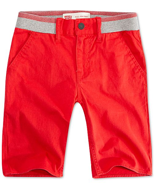 Levi's Little Boys 511 Slim-Fit Pull-On Shorts