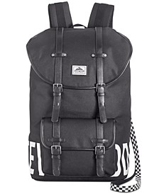 Men's Logo Utility Backpack