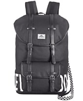0b55ed89486c Steve Madden Men s Logo Utility Backpack
