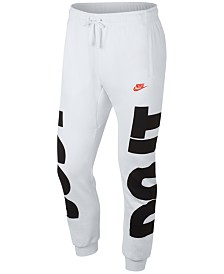 Nike Men's Sportswear Just Do It Joggers