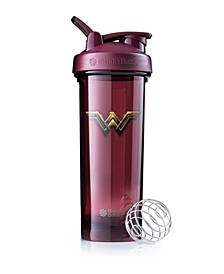 Justice League Superhero Pro Series 32-Ounce Shaker Bottle, Wonder Woman