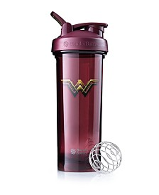 Blenderbottle Justice League Superhero Pro Series 32-Ounce Shaker Bottle, Wonder Woman
