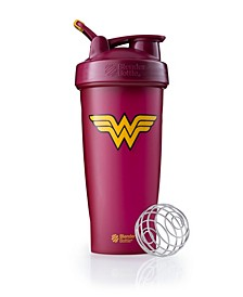 Justice League Superhero Classic 28-Ounce Shaker Bottle, Wonder Woman
